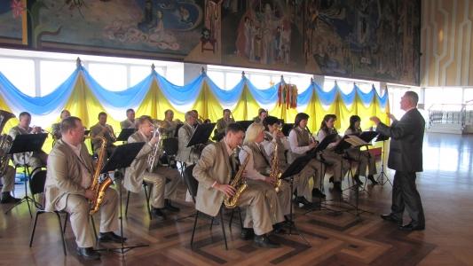 Муниципальный духовой оркестр Улан-Удэ