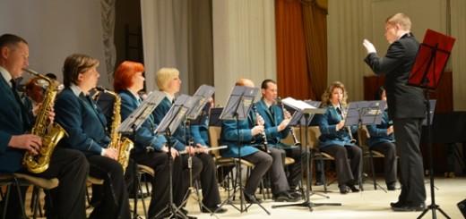 Копия Муниципальный концертный духовой оркестр