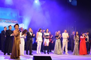 Благотворительный концерт «В кругу друзей»