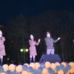 Праздничный концерт в День Победы