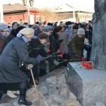 Митинг памяти жертв политических репрессий