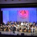 VI Всероссийский конкурс духовых оркестров и ансамблей имени Н.М. Михайлова «Сибирские фанфары»