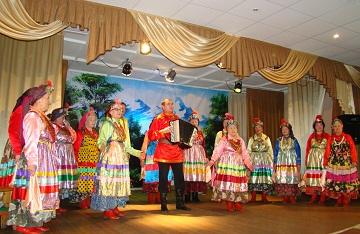 Забайкальский народный хор «Семейские янтари»
