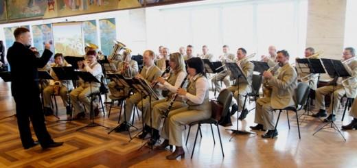 Муниципальный духовой оркестр г. Улан-Удэ