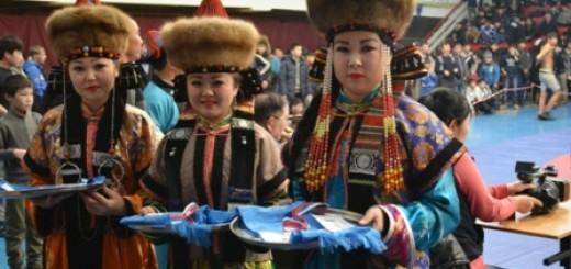 Открытый Чемпионат и Первенство г. Улан-Удэ по бурятской борьбе