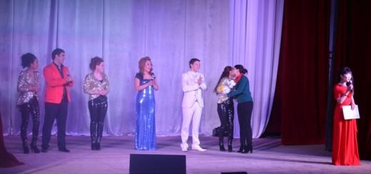 Концерт «В моем сердце весна» в Хоринске