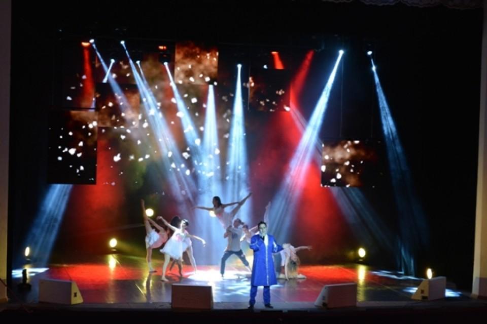 Cольный концерт Валико Гаспаряна