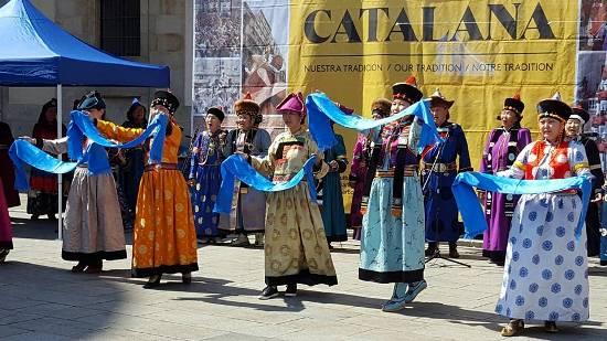 Toonto na Festa Catalane